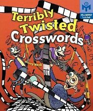 NEW - Terribly Twisted Crosswords (Mensa®) by Hook, Henry
