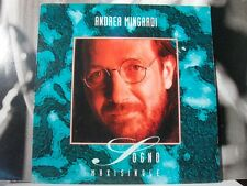 "ANDREA MINGARDI - SOGNO MAXI SINGLE 12"" EX/NM"