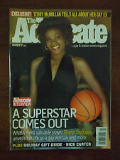 "THE ADVOCATE Magazine November 22,  2005 ""A SUPERSTAR COMES OUT"" Sheryl Swoops"