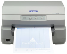 Epson PLQ-20M PLQ 20 24 Pin USB Passbook Ticket Dot Matrix Printer + Warranty