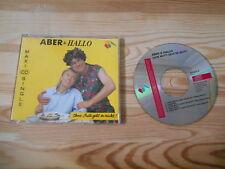 CD Comedy Aber & Hallo - Ohne Mutti geht es nicht (5 Song) MCD SONY HERZKLANG