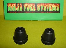 ROCHESTER 4G 4GC CARBURETOR ACCELERATOR RUBBER PUMP SHAFT BOOT PAIR