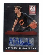 MATTHEW DELLAVEDOVA  NBA 2015-16 ELITE SIGNATURES #/49  (MILWAUKEE BUCKS)
