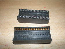High quality  40pin DIL IC  test socket  2 pieces per order     Z572