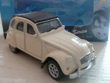 WELLY 1/64 CITROEN 2CV