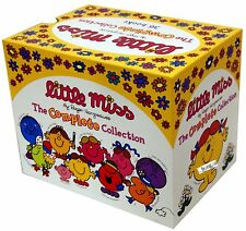 Little Miss Complete Collection 36 Books collection(Little Miss Bossy,Little Mi)
