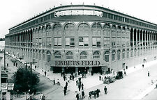 Baseball  Ebbets Field Brooklyn Dodgers National League Vintage Sports Photo