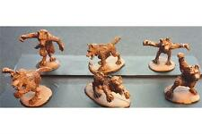 15mm Fantasy Undead Decian Werewolf Pack (18 figures)