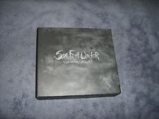 SIX FEET UNDER-COMMANDMENT-obituary,cannibal corpse,torture killer 2007 BOX SET!