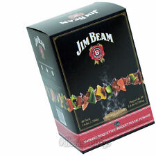 Bradley Jim Beam Whiskey Flavor Bisquettes Special Edition Smoker Chips 48 pcs.