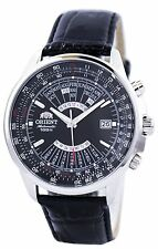 Orient Automatic Multi Year Calendar 100M FEU0700BBH Mens Watch