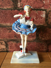 Superb 1953 Royal Doulton HN 2115 Figurine 'Coppelia' by Margaret (Peggy) Davies