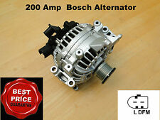Mercedes 203 C200 C220  2.2 CDi  2003     Bosch  200 A AMP NEW ALTERNATOR AMS005
