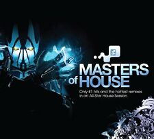 MASTERS OF HOUSE   KASKADE/AXWELL/TIESTO/ROBBIE RIVERA/9WEST/+   2 CD NEU