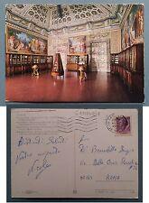 Caserta: Palazzo Reale - Appartamento '700 - III° Sala Biblioteca di M. Carolina