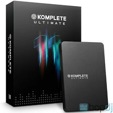 Native Instruments KOMPLETE 11 ULTIMATE - *UPGRADE* from K8, K9 or K10