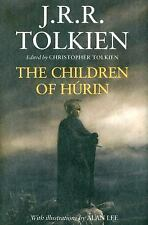 The Children of Húrin by J. R. R. Tolkien (2007, Hardcover)