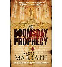 The Doomsday Prophecy, Scott Mariani