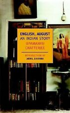 English, August: An Indian Story (New York Review Books Classics), Chatterjee, U