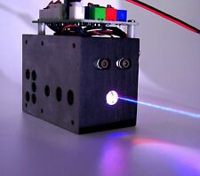 300mW White Laser Beam/TTL RGB Laser Light/Combined by 532nm+650nm+450nm Laser.