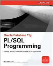 Oracle Press: Oracle Database 11g PL/SQL Programming by Michael McLaughlin...