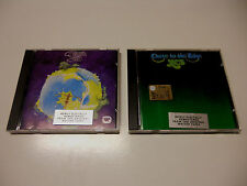 "Yes ""Fragile"" 1972 & ""Close to the edge"" 1972  2cd Combo Remastered"