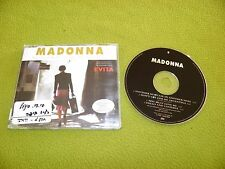 Madonna - Another Suitcase In Another Hall - RARE 1997 Israel Israeli Promo CD