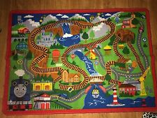 "Thomas Train Rug Floor Play Mat 31""x44"""