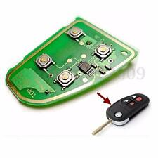 4 Button Remote Key Fob Circuit Board 433 Mhz For JAGUAR X Type XJ XJR 02-08