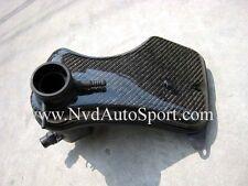 BMW E46 M3 Carbon fiber Radiator Extension Tank from NVD Autosport
