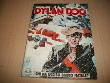 DYLAN DOG PRIMA SERIE ORIGINALE: N. 196 CHI HA UCCISO BABBO NATALE? BONELLI 2003