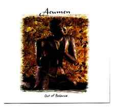 Out of Balance by Acumen (1996) - CD ALBUM NR MINT