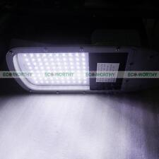 Straßenlicht 50W DC24V LED Street Light Road Lamp Outdoor Public Garden Home