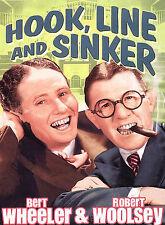 Hook, Line and Sinker, Excellent DVD, William B. Davidson, Stanley Fields, Georg