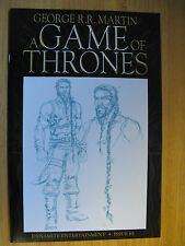 GAME OF THRONES #5. WINTER IS COMING VARIANT 1ST PRINT. LTD EDITION.
