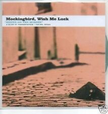 (614O) Mockingbird, Wish Me Luck, Moves On The S- DJ CD