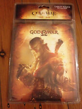 "GOD OF WAR IPAD 10"" TABLET LEATHER POUCH / CASE COVER Sony Playstation"