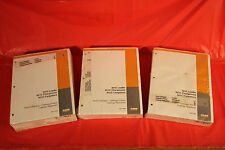 Case 921C Loader Parts Catalog Manual - In Factory Plastic Wrapping
