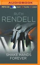 Chief Inspector Wexford: Shake Hands for Ever 9 by Ruth Rendell (2014, MP3...