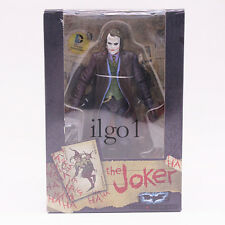 "Neca DC Comics The Joker Heath Ledger Batman Dark Knight 7"" Figures Toy New"