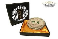 Pu-erh Green Tea Cake Pie Compressed Formed 400g Best Guangnan Quality Value