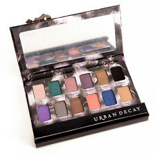 URBAN DECAY Shadow Box Eyeshadow Palette~12 Gorgeous Colors~3 New Shades! BNIB