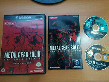 METAL GEAR SOLID The Twin Snakes (PAL)