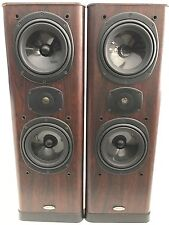 TANNOY 633 RoseWood D30 Hi Fi Vintage 1994 Speaker Monitor 100Watts RMS Like New