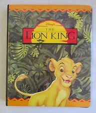 SKYBOX DISNEY THE LION KING COLLECTOR CARDS BINDER