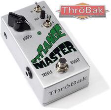 Throbak StrangeMaster Treble Boost Booster RangeMaster