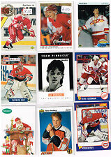 HUGE Lot Of 1990-91 91-92 92-93 Rookies - Parallels - Inserts - Base