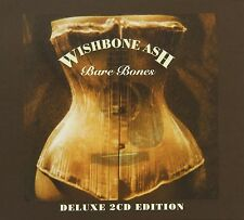 WISHBONE ASH - BARE BONES (DELUXE) 2 CD NEU