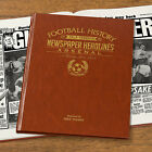 Personalised Arsenal FC Historical Newspaper Football Book Fan Memorabilia Gift