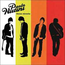 These Streets - Nutini, Paolo - CD New Sealed